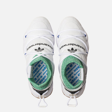 Кроссовки adidas Originals x Alexander Wang Puff Trainer White/Core Black/Prime Ink Blue фото- 1