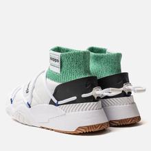 Кроссовки adidas Originals x Alexander Wang Puff Trainer White/Core Black/Prime Ink Blue фото- 2