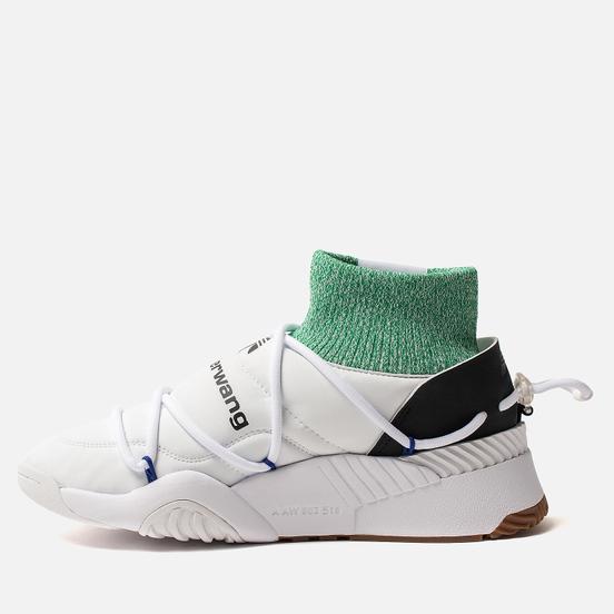 Кроссовки adidas Originals x Alexander Wang Puff Trainer White/Core Black/Prime Ink Blue