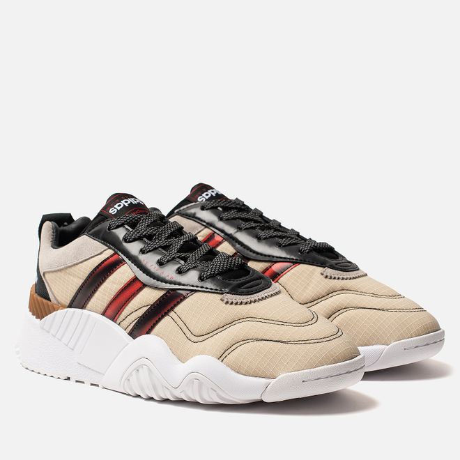 Кроссовки adidas Originals x Alexander Wang Turnout Trainer Core Black/Light Brown/Bright Red