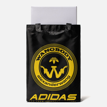 Кроссовки adidas Originals x Alexander Wang Turnout Trainer Core Black/Light Brown/Bright Red фото- 6