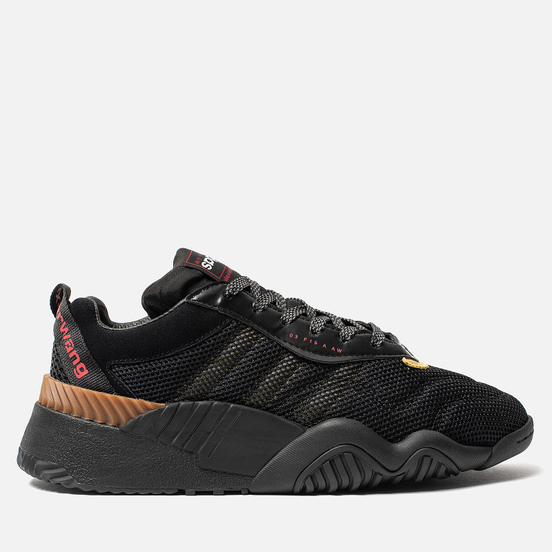 Кроссовки adidas Originals x Alexander Wang Turnout Trainer Core Black/Yellow/Light Brown