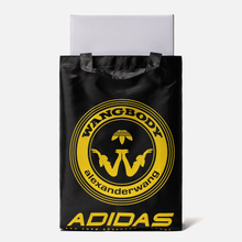 Кроссовки adidas Originals x Alexander Wang Turnout Trainer Core Black/Yellow/Light Brown фото- 6