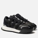 Кроссовки adidas Originals x Alexander Wang Wangbody Run Core Black/Core Black/Core Black фото- 2