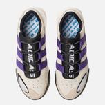 Кроссовки adidas Originals x Alexander Wang Wangbody Run Core White/Sharp Purple/Clear Brown фото- 5
