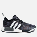 Кроссовки adidas Originals x Bape NMD R1 Camo Pack Black/Grey фото- 0