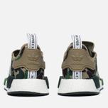 Кроссовки adidas Originals x Bape NMD R1 Camo Pack Olive фото- 5