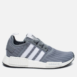 Кроссовки adidas Originals x Bedwin & The Heartbreakers NMD R1 Grey/White фото- 0