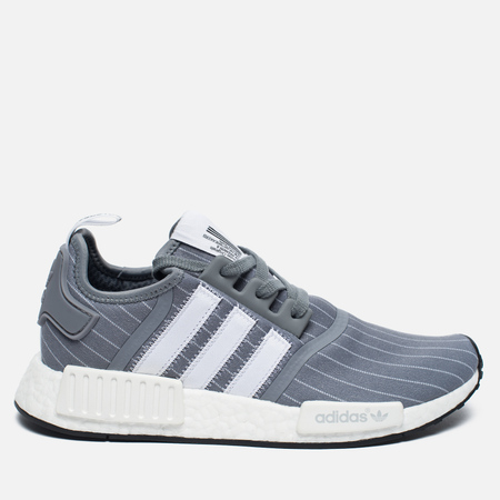 Кроссовки adidas Originals x Bedwin & The Heartbreakers NMD R1 Grey/White