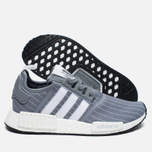 Кроссовки adidas Originals x Bedwin & The Heartbreakers NMD R1 Grey/White фото- 1