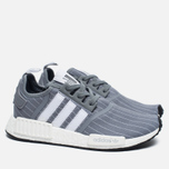 Кроссовки adidas Originals x Bedwin & The Heartbreakers NMD R1 Grey/White фото- 2