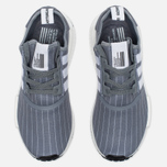 Кроссовки adidas Originals x Bedwin & The Heartbreakers NMD R1 Grey/White фото- 4