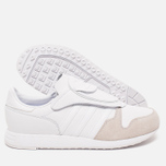 Кроссовки adidas Originals x HYKE AOH-006 White фото- 2