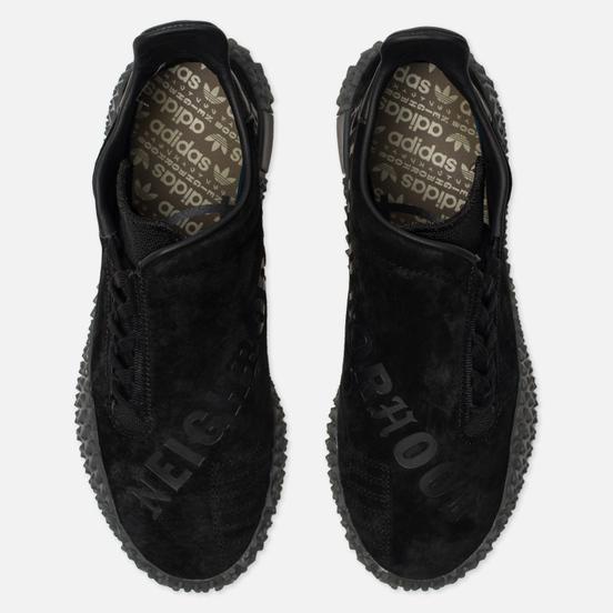 Кроссовки adidas Originals x Neighborhood Kamanda 01 Core Black