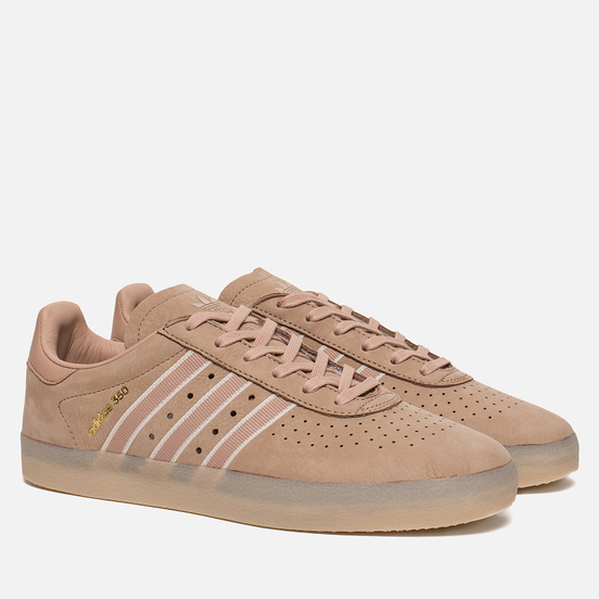 Кроссовки adidas Originals x Oyster Holdings 350 Ash Pearl/Chalk White/Gold Metallic