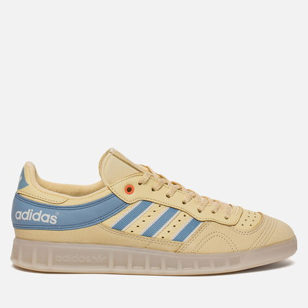 Кроссовки adidas Originals x Oyster Holdings Handball Top Easy Yellow/Ash Blue/Chalk White