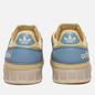 Кроссовки adidas Originals x Oyster Holdings Handball Top Easy Yellow/Ash Blue/Chalk White фото - 2