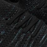 Кроссовки adidas Originals x Parley NMD_R1 Primeknit STLT Core Black/Blue Spirit/EQT Green фото- 6