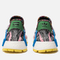 Кроссовки adidas Originals x Pharrell Williams Afro HU NMD Light Pink/Core Black/Bright Blue фото - 2