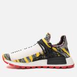 Кроссовки adidas Originals x Pharrell Williams Afro HU NMD Yellow/Core Black/Red фото- 1