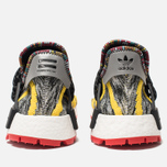 Кроссовки adidas Originals x Pharrell Williams Afro HU NMD Yellow/Core Black/Red фото- 3