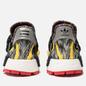 Кроссовки adidas Originals x Pharrell Williams Afro HU NMD Yellow/Core Black/Red фото - 2