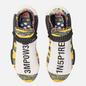 Кроссовки adidas Originals x Pharrell Williams Afro HU NMD Yellow/Core Black/Red фото - 1