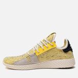 Кроссовки adidas Originals x Pharrell Williams Afro Tennis HU V2 Yellow/White/Chalk White фото- 1