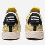 Кроссовки adidas Originals x Pharrell Williams Afro Tennis HU V2 Yellow/White/Chalk White фото- 5
