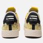 Кроссовки adidas Originals x Pharrell Williams Afro Tennis HU V2 Yellow/White/Chalk White фото - 2