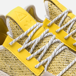 Кроссовки adidas Originals x Pharrell Williams Afro Tennis HU V2 Yellow/White/Chalk White фото- 6