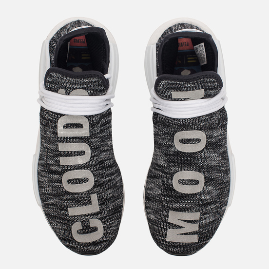 Кроссовки adidas Originals x Pharrell Williams Human Race NMD Trail Core Black/White/White
