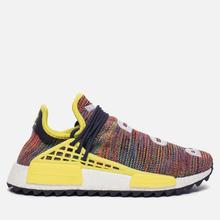 Кроссовки adidas Originals x Pharrell Williams Human Race NMD Trail Noble Ink/Bright Yellow/White фото- 3
