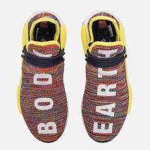 Кроссовки adidas Originals x Pharrell Williams Human Race NMD Trail Noble Ink/Bright Yellow/White фото- 1