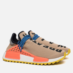 Кроссовки adidas Originals x Pharrell Williams Human Race NMD Trail Pale Nude/Core Black/Yellow
