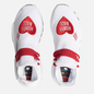 Кроссовки adidas Originals x Pharrell Williams x Human Made NMD HU White/Scarlet/Core Black фото - 1