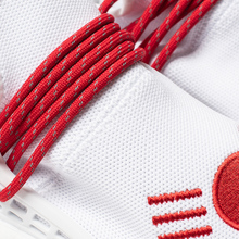 Кроссовки adidas Originals x Pharrell Williams x Human Made NMD HU White/Scarlet/Core Black фото- 6