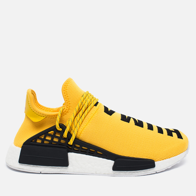 Кроссовки adidas Originals x Pharrell Williams NMD Human Race Yellow