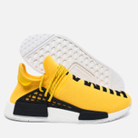 Кроссовки adidas Originals x Pharrell Williams NMD Human Race Yellow фото- 2