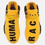 Кроссовки adidas Originals x Pharrell Williams NMD Human Race Yellow фото- 4