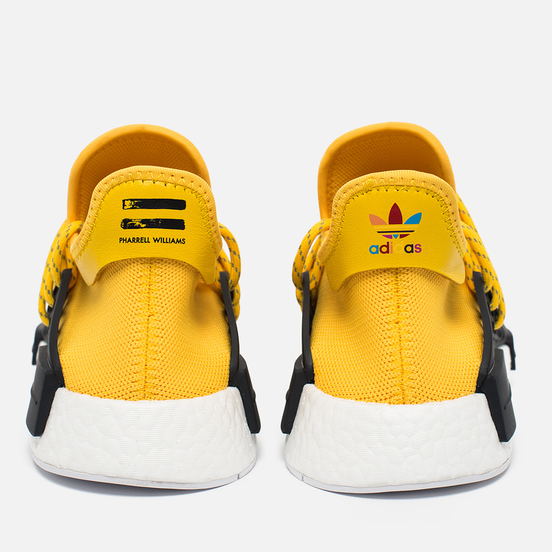 Кроссовки adidas Originals x Pharrell Williams NMD Human Race Yellow