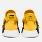 Кроссовки adidas Originals x Pharrell Williams NMD Human Race Yellow фото - 2