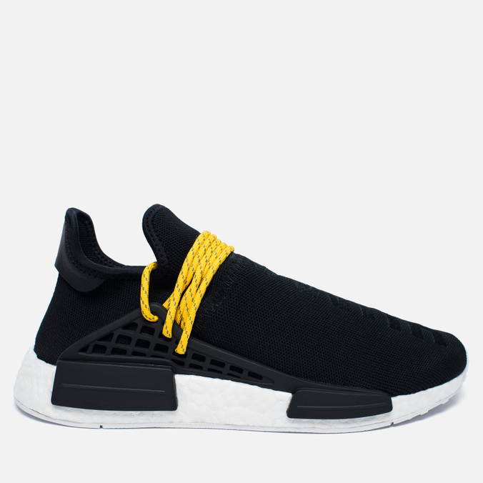 Кроссовки adidas Originals x Pharrell Williams NMD HUMAN SPECIES Black