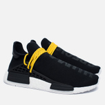 Кроссовки adidas Originals x Pharrell Williams NMD HUMAN SPECIES Black фото- 1
