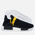 Кроссовки adidas Originals x Pharrell Williams NMD HUMAN SPECIES Black фото- 2