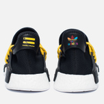 Кроссовки adidas Originals x Pharrell Williams NMD HUMAN SPECIES Black фото- 3