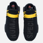 Кроссовки adidas Originals x Pharrell Williams NMD HUMAN SPECIES Black фото - 1
