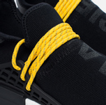 Кроссовки adidas Originals x Pharrell Williams NMD HUMAN SPECIES Black фото- 5