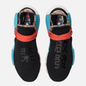 Кроссовки adidas Originals x Pharrell Williams Solar HU NMD Core Black/Clear Blue/Collegiate Orange фото - 1