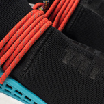Кроссовки adidas Originals x Pharrell Williams Solar HU NMD Core Black/Clear Blue/Collegiate Orange фото- 6